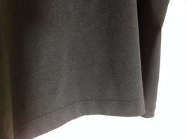 Susan Graver Black V-Neck Short  Sleeve Shirt  Size 3X image 4