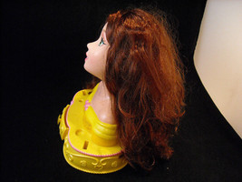 Beauty And The Beast Princess Bust For Hair And Makeup Play Accessories Included image 5