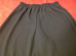 black dress pants women's size 16 p petite