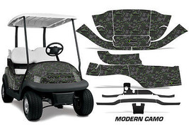 Club Car Precedent Golf Cart Graphic Kit Wrap Part AMR Racing Decal 04-1... - $296.95