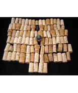collection of 106 wine corks - $39.99