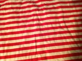 The Disney Store Red/White Striped Shirt with Grumpy the Dwarf on Front Size M image 5