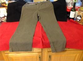 eddie bauer pants cotton men's long brown