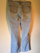 The Flirt Light Colored Jeans Front and Back Pockets  Size 14 Long image 2