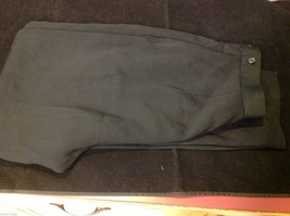ralph lauren wool dress pants fully lined size 8 dark gray