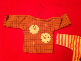 Three Shirts Christmas Ornament by Primitives by Kathy Christmas Tree Snowmen image 2