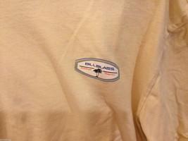 Bill Blass Light Yellow 100% cotton T-Shirt, Size M image 2