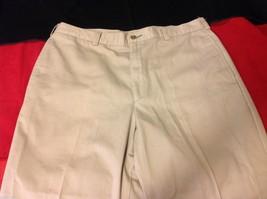 tommy hilfiger  khaki pants - $34.64