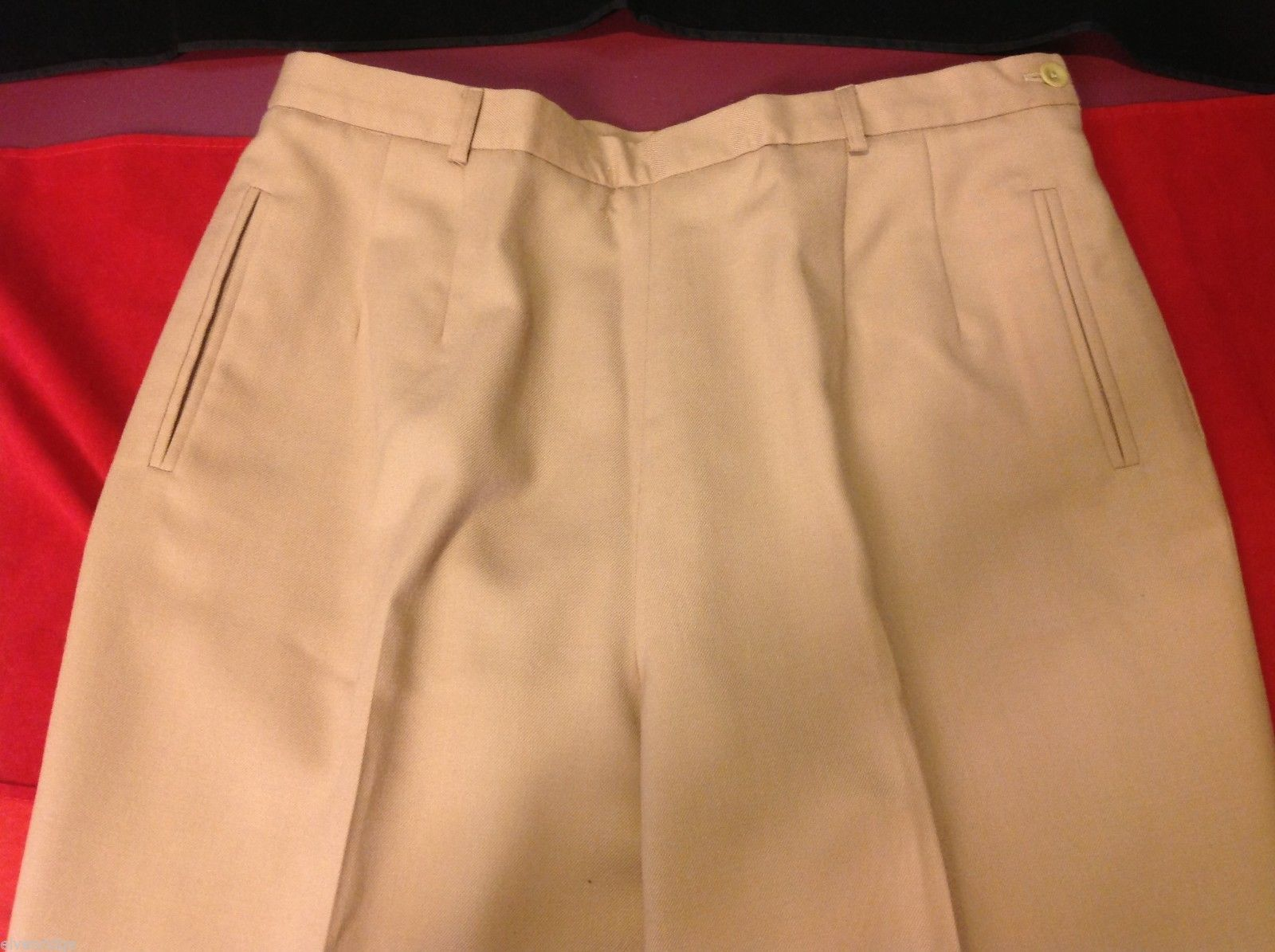 taibots dress pants Khaki petites size 14