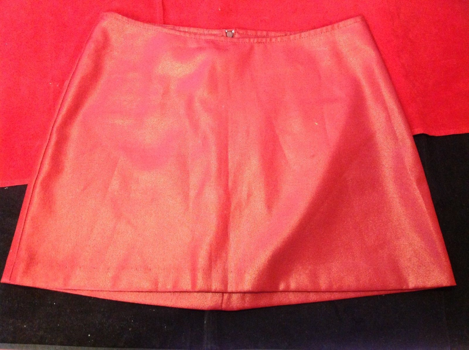 xoxo  Women's  red Skirt size small