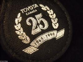 Toyota Canada 25th Anniversary Key chain image 2