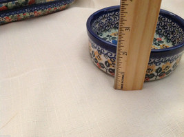 Unikat Polish Stoneware small custard cup #2 condiment  bowl  QVC Gorgeous image 4