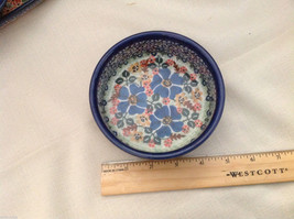 Unikat Polish Stoneware small custard cup #2 condiment  bowl  QVC Gorgeous image 5