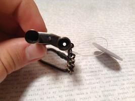 Vagabond Binoculars Keychain Can See Through Actual Binoculars Small Carabineer image 4