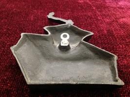 Black Cast Iron wall art coffee grinder representation image 4