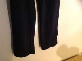 Black Dri Power Gym Pants Elastic Waistband with Drawstring by Russell Size S image 4