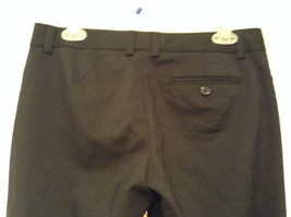 Black Dress Pants by GAP Original Size 4 Long Stretch Flare Two Front Pockets image 4