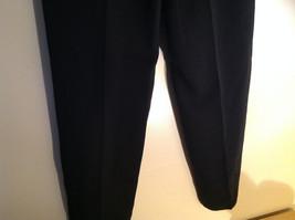 Black Kenneth Cole Four Pocket Dress Pants Button Zip Closure Size 31 by 32 image 7