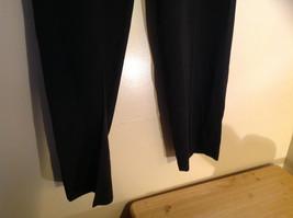 Black Kenneth Cole Four Pocket Dress Pants Button Zip Closure Size 31 by 32 image 4