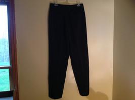 Black Kenneth Cole Four Pocket Dress Pants Button Zip Closure Size 31 by 32 image 8