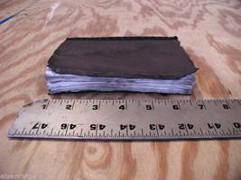 Worn Brown Handmade stitched Book Journal Sketchbook image 2