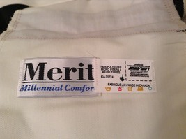 Black Pleated Front Dress Pants Merit Millennial Comfort Measurements Below image 7