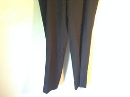 Black Pleated Dress Pants NO TAGS See Measurements Below image 3