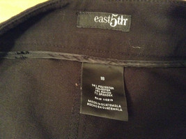 Black Size 18 East 5th Capri Pants image 5