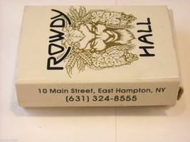 set of 12 Matchbooks and boxes from The Hamptons image 4