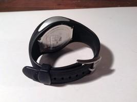 Black Sporty Fossil Wristwatch image 3