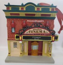 NWT 2020 Disney World Parks Exclusive Main Street Cinema Ornament New Mi... - $49.49