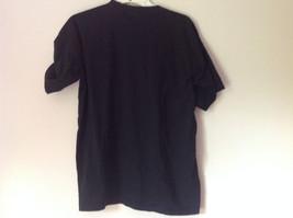 Black Venezia Italia T Shirt 100 Percent Cotton Made in Italy Soft NO TAG image 2