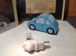 Blue Car USA Outlet Ichiban Night Light Original Box New image 3