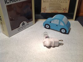 Blue Car USA Outlet Ichiban Night Light Original Box New image 2
