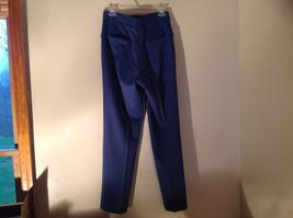 Blue Four Pocket Graham and Gunn LTD Dress Pants Zip Clasp Button Closure image 7