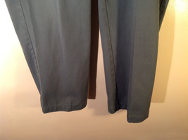 Blue Green Dickies Casual Pants Size 40 by 30 Good Condition Made in USA image 4