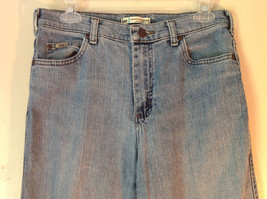 Blue Jeans by Lee Relaxed Straight Leg No Size Tag image 3