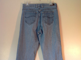 Blue Jeans by Lee Relaxed Straight Leg No Size Tag image 6