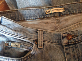 Blue Jeans by Lee Relaxed Straight Leg No Size Tag image 8
