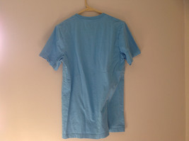 Blue Hoo Watt Were Venn Howl Graphic Short Sleeve T-Shirt Threadless Size M image 4