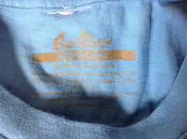 Blue Hoo Watt Were Venn Howl Graphic Short Sleeve T-Shirt Threadless Size M image 5