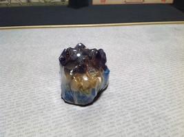 Blue Sapphire Handmade  Crystal Gemstone Soap image 3