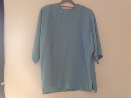 Blue Teal Checkered Patterned Matching 3 Piece Scarf  Skirt Set Size M Pendleton image 2