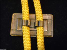 Bolo Tie with Cowboy Hat Clasp image 3