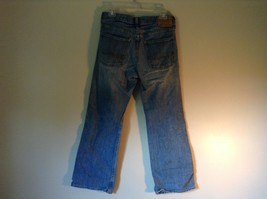 Boot Cut Style American Eagle Outfitters Blue Jeans No Size Tag See Measurements image 3