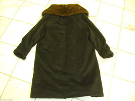 Brenner Bros Women's Coat with Fur Collar image 2