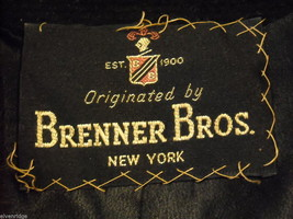 Brenner Bros Women's Coat with Fur Collar image 6