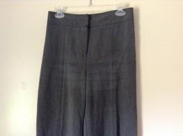 Briggs New York Gray Dress Pants Size 8 Elastic Waistband image 2
