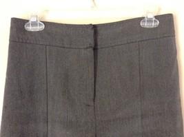 Briggs New York Gray Dress Pants Size 8 Elastic Waistband image 4