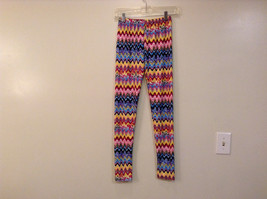 Bright Spring Summer Vibrant Colored leggings NEW in package  image 7